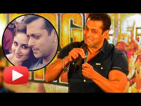 Salman Khan Talks About His Chemistry With Kareena Kapoor | Bajrangi Bhaijaan