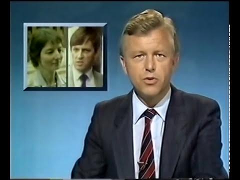 BBC Nine O'Clock News - Piper Alpha (7th July 1988) - part three