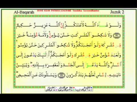 Tarannum Tn Hj Radzi - Surah Al Baqarah (217-222).flv