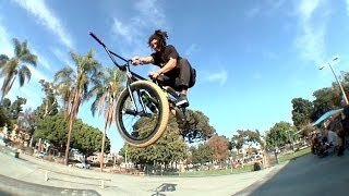 LONG BEACH BMX: ALEX KENNEDY & ERIC LICHTENBERGER SKATEPARK VIDEO