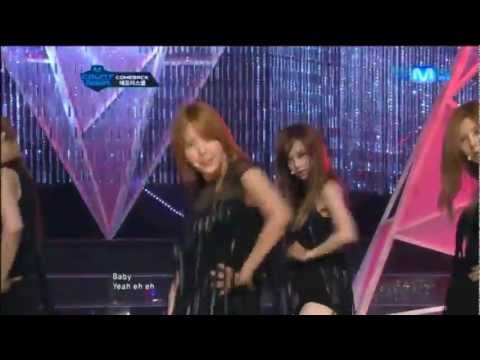 애프터스쿨_Flashback(Flashback by AfterSchool @Mcountdown 2012.06.21)
