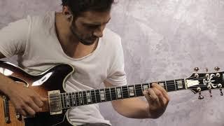 """""""Del Blues al Jazz y del Jazz al Blues"""" Cap 5- pag 61 Estudio Jazz Blues en """"C"""""""