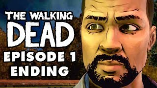 The Walking Dead Game - Episode 1, Part 9 - Everything's Going to Be Okay (Gameplay Walkthrough)