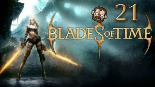Let's Play Blades of Time #021 - Der Eingang zum Tempel [deutsch] [720p]