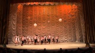 Zadumka Children Folk Dance Group (Samara, Russia)