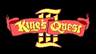 Kings Quest III: To Heir Is Human [Tandy]