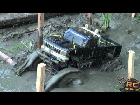 RC ADVENTURES - TTC - 5 of 5 - MUD BOGS!! -  TOUGH TRUCK CHALLENGE 201