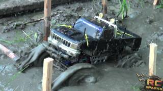 RC ADVENTURES - TTC 2011 - 5 of 5 - MUD BOGS!! -  4X4 TOUGH TRUCK CHALLENGE