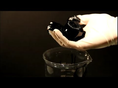 Magnet in Ferrofluid (Revisited)