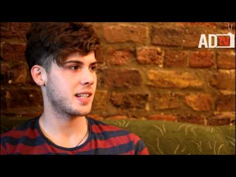 Aiden Grimshaw Interview with @AmaruDonTV Part 1