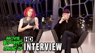 Jupiter Ascending (2015) Official Interview With Lana And Andy Wachowski