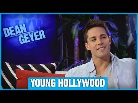 Meet Lea Michele's New GLEE Love Interest, Dean Geyer