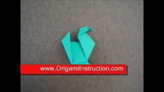 Origami Instructions Origami Turkey