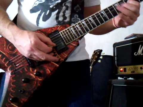 Gears of War Guitar Mustaine Gears of Wars Por