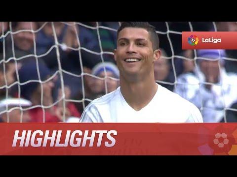 Highlights Real Madrid (7-1) Celta de Vigo