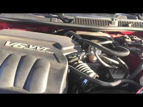 How To Change An Air Filter On A 2014 Chevy Impala