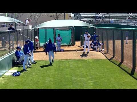2011 Cubs Spring Training - Andrew Cashner