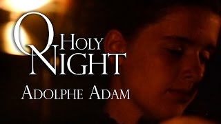 O Holy Night - Adolphe Adam (Violin, Piano, Harp & Choir)
