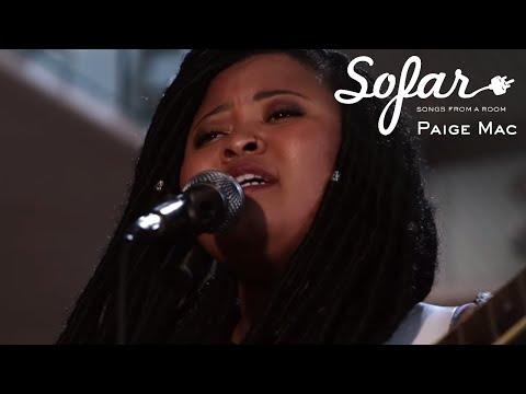 Paige Mac - Star Crossed Lovers  Sofar Cape Town