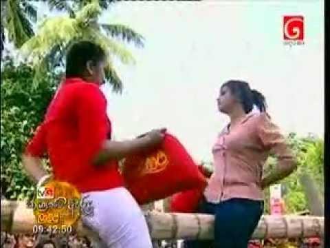 Derana Tv - Kalagame Avurudu 2013 Kottapora (Female)