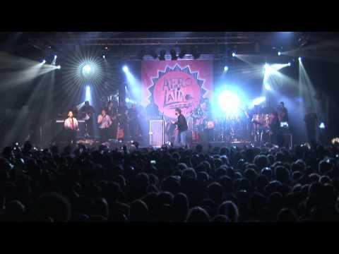 Afro-Latino Festival 2011 Bree (B): Juan Luis Guerra y 4.40 – El Costo de la Vida – live