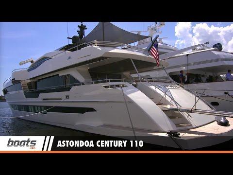 Astondoa Century 110: First Look Video