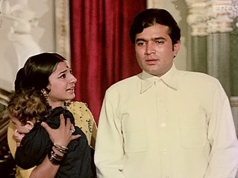 Rajesh Khanna's Love For Animals - Haathi Mere Saathi