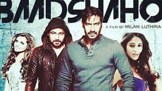 Badshaho Official Trailer 2017 / Ajay Devgn / Shruti Haasan / Lisa Haydon