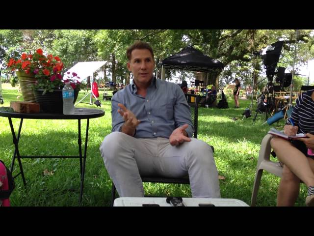 Nicholas Sparks Chats about Love Stories #TheBestofMe