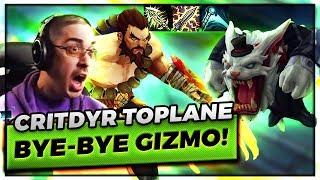 CRITATION BUILD UDYR TOPLANE | BYE-BYE GIZMO!! - Trick2G