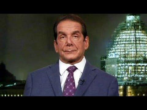 Krauthammer explains why Trump is focusing on Bush