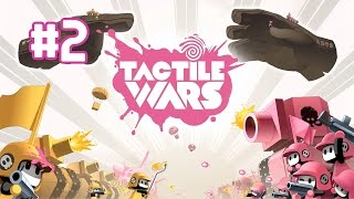 Tactile Wars - Walkthrough Part 2 - (iOS)
