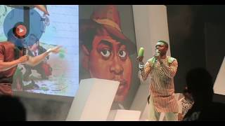 WOLI AROLE & EMMA OhMaGod COMEDY PERFORMANCE | APERE CONCERT 2017