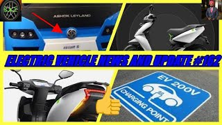 E V NEWS AND UPDATE 2019//Ather 450 update//electric bus india update//ev benefits in budget.