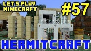 Hermitcraft Ep. 57 - Removing the Ocean !!!