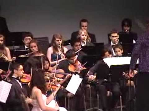 YAS Christmas - Young Artists Symphony - Part 3