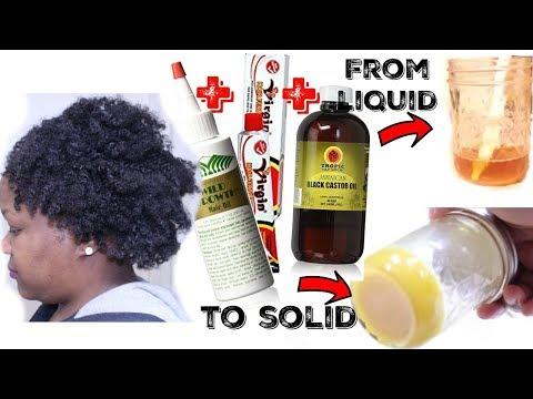 Check out how I mix my Hair Growth Oils JBCO. Wild Growth Oil & Virgin Hair Fertilizer