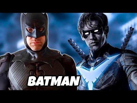 TITANS Trailer 2 y Batman Look Filtrado 🦇 Dick vs Jason Robin Teaser