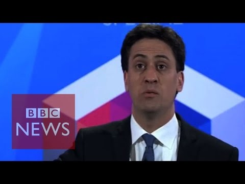 Ed Miliband grilled over Labour spending - BBC News