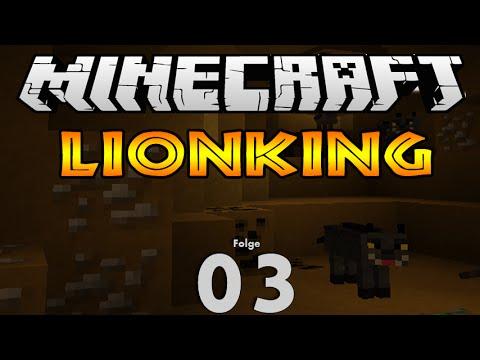 Minecraft Lion King: #003 Hyänen Jagd [HD]