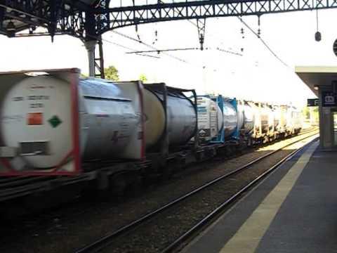 SNCF Akiem - 27112 por DAX con TECO