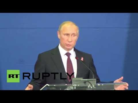 Serbia: 'There will be no gas crisis in Europe, Russia is reliable' - Putin