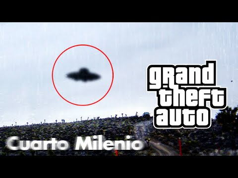 qu ocultan en el area 51 cuarto milenio en gta youtube