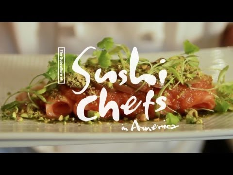 Sushi Chefs in America
