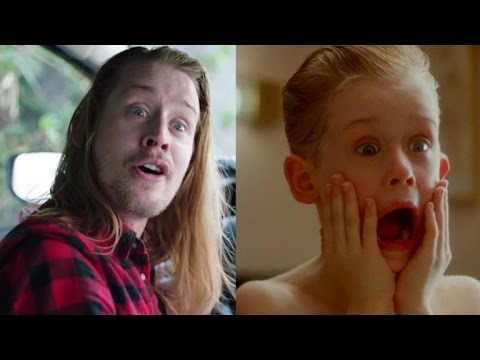 Creator Reveals How He Got Macaulay Culkin for New 'Home Alone' Role