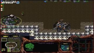 스타크래프트 유즈맵 *세 치 혀의 무서움[다굴 게임 리뉴얼]gang up game renewal(Starcraft use map)