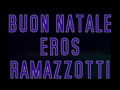 buon natale (se vuoi) eros r. karaoke