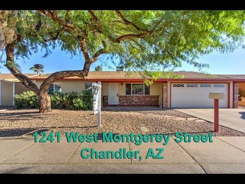 1241 W  Monterey St, Chandler, AZ