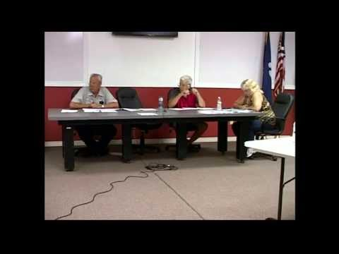 September 8, 2015 Board of Commissioners Meeting