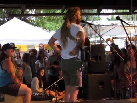 Trevor Hall- Flow Fest Big Island Of Hawaii